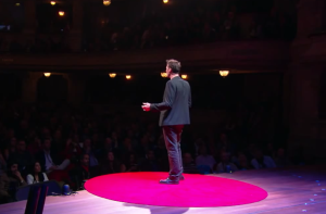 Presenteren als een TED-talk