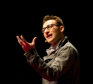 Simon Sinek speak to inspire